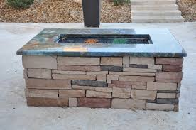 Rectangle Fire Pit - replacement fire bowl data for gas or wood burning fire pits