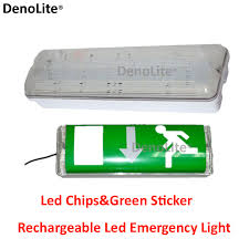 Ceiling Mounted Emergency Lights by Popular Led Emergency Light Buy Cheap Led Emergency Light Lots