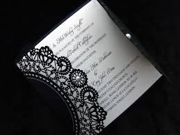Black And White Wedding Invitations Wedding Invitations Ecinvites Com
