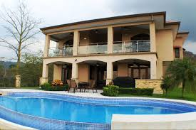 luxury home panoramic ocean views in tarcoles close to jaco beach