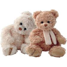 teddy bears teddy florence and caesar bukowski bears soft toys