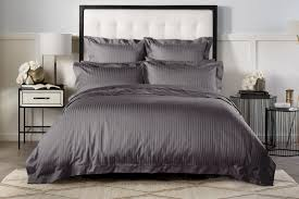 charcoal bedding sheridan 1200tc millennia duvet cover dark gray charcoal