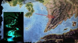 Essos Map Asshai By The Shadow Stygai And The End Of The Known World