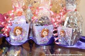sofia the party supplies party favors at a sofia the birthday party see more party
