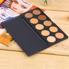 Color Concealer Professional 10 Color Concealer Contour Palette Look Love Lust