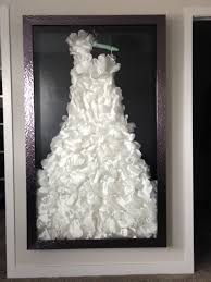 wedding dress shadow box custom framed wedding dress shadow box organization