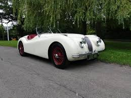 1952 jaguar xk120 roadster o t s matching numbers and highly