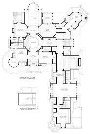 455 best home floor plans images on pinterest dream house second floor plan of farmhouse victorian house plan 87643