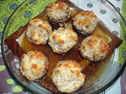 boursin cuisine recette recette de chignons farcis au boursin ail et fines herbes par lyly59