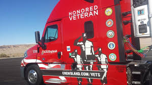 semi truck companies tips for veterans training to be truck drivers fleet clean
