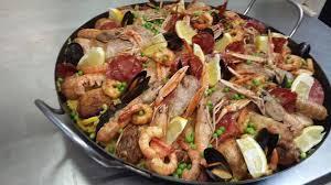 cuisiner pour 15 personnes paëlla à emporter pour 15 personnes restaurant à la