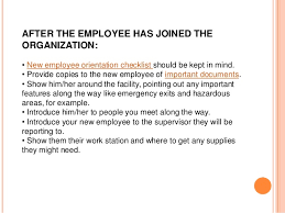 day of an employee in a company