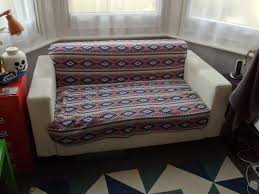 Sofa Throws Ikea by Re Cover Your Ikea Klobo Sofa 11 Steps With Pictures