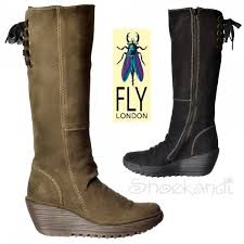 boots uk wide fit fly yust wide fitting mid calf winter boot low
