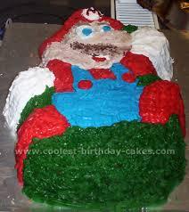 mario cakes coolest mario party birthday cake