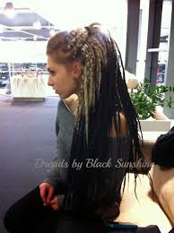 installing extension dreads in short hair black sunshine single double ended dreads the difference