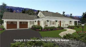 House Plans With Breezeway 3d Images For Chp Sg 1280 Aa Small Country Cottage 3d House Plan