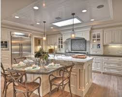 table island for kitchen island table combination houzz in kitchen table island combination