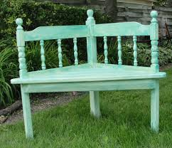 Bench Made From Bed Headboard 342 Best Benches Chair Rehabs Images On Pinterest Benches