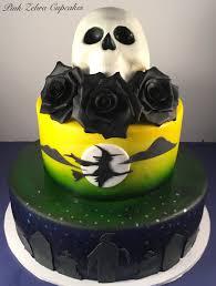 Halloween Party Cake by Portfolio