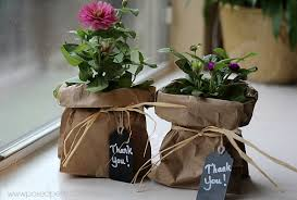 paper wrapped flowers posed perfection paper bag wrapped flowers just a something