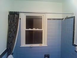 Bathroom Shower Window Need Help With Bathroom Makeover Large Window In Shower
