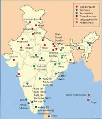 North India Map by The Light Skin Allele Of Slc24a5 In South Asians And Europeans
