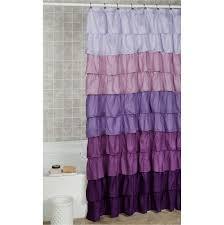 Little Mermaid Window Curtains by Ruffle Shower Curtain Kids Bath Pinterest Ruffle Shower