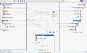 creating transformations with the xslt map editor