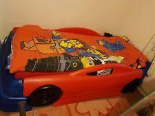 Kid Car Bed Toddler Car Bed Ebay