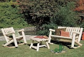 Log Outdoor Furniture by Rustic Outdoor Furniture Archives Woodland Creek U0027s Log Furniture