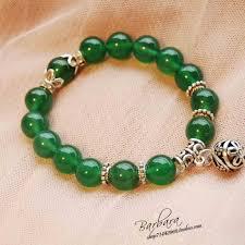 bracelet natural stone images Natural stone bracelet emerald bracelet beautiful lucky bracelet jpg