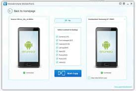 from android 2 ways to transfer data contacts sms apps from android to another