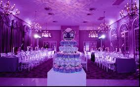 good purple wedding reception ideas remarkable wedding decor