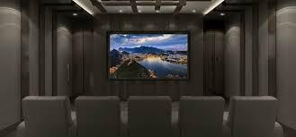 fresh modern home theater design 15018