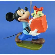 disney hallmark mickey mouse christmas ornament