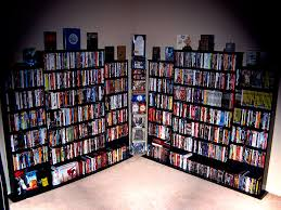 dvd collection re organized by bagged milk on deviantart