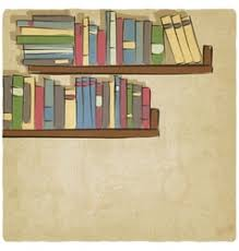 Background Bookshelf Bookshelf Vector Images Over 4 800