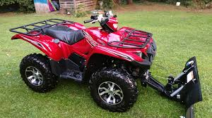 got my new 2017 yamaha grizzly eps se today yamaha grizzly atv forum
