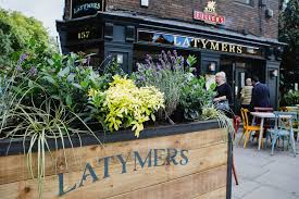 latymers fuller u0027s pub and restaurant in hammersmith