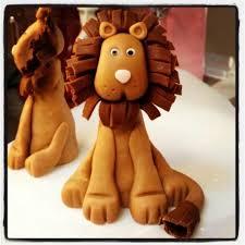 lion cake topper fondant lion cake topper cakecentral
