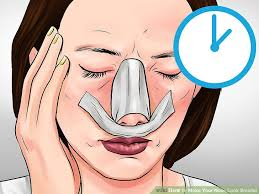 hairsyles that minimize the nose 3 ways to make your nose look smaller wikihow