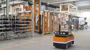kuka robotics case study at its own production kuka ag