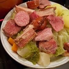 cuisine franc comtoise interfrance recette de la potée comtoise cuisine franc comtoise