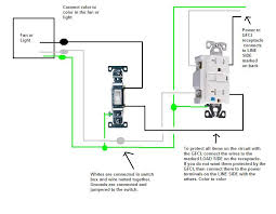 breathtaking wiring diagram for gfci receptacle wiring diagram for