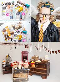 Harry Potter Decor by Kara U0027s Party Ideas Harry Potter Party Planning Ideas Cake Decor