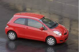 toyota lowest price car 2010 toyota yaris cheapest car with stability