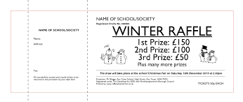 raffle tickets raffle ticket printers uk pta raffle draw tickets
