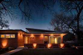 Landscape Lighting Forum Lights Installed In The Soffits Nassau How Much Houses