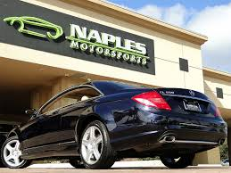 2009 mercedes benz cl550 4matic